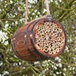 Kam umístit domek pro včelky samotářky?