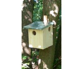 Budka pro veverky Zelená domácnost - typ 2021