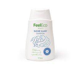 Feel eco - vlasový šampon na suché vlasy 300ml