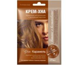 Henna s lopuchovým olejem Karamel - 50 ml