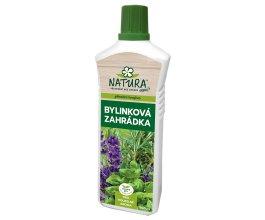 Kapalné hnojivo bylinková zahrádka Natura 0,5l