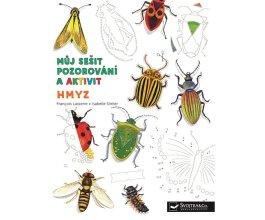 Můj sešit pozorování a aktivit - Hmyz