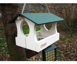 Ptačí krmítko/pítko domek 2020 – závěsné