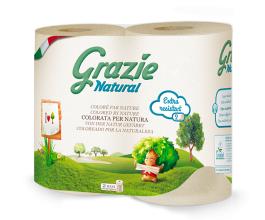Kuchyňské utěrky z recyklovaných nápojových kartonů Grazie – 2 role