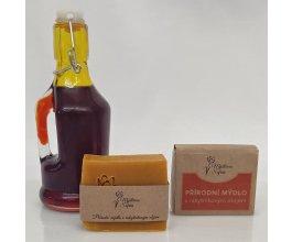 Mýdlo s rakytníkovým olejem - Mýdlárna Šafrán 90g