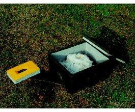 Čmeláci - podzemní čmelín z dřevocementu