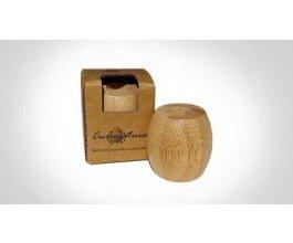 Bambusový stojánek na 1 kartáček