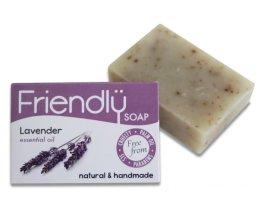 Friendly Soap přírodní mýdlo levandule