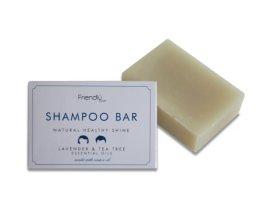 Friendly Soap přírodní mýdlo na vlasy levandule a tea tree