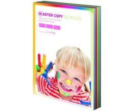 Master copy recycled A4, 100 listů mix barev