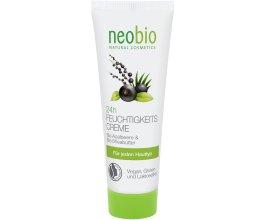 Neobio 24 h Hydratační krém Karité máslo & Açai 50 ml