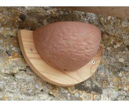 Ptačí hnízdo -  vlaštovky - keramika