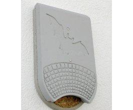 Budka pro netopýry 1 FQ - letní,  na zdi domů