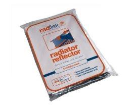 Úsporné radiátorové fólie Radflek 3 ks -  pro 6 radiátorů
