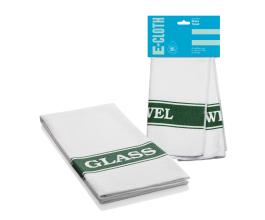 Utěrka na skleničky e-cloth