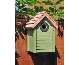 Budka New England Green - otvor 3,2 cm
