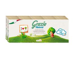 Papírové kapesníky z recyklovaných nápojových kartonů Grazie - 10ks