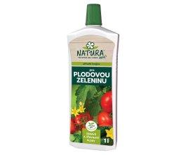 Přírodní hnojivo pro plodovou zeleninu Natura 1l