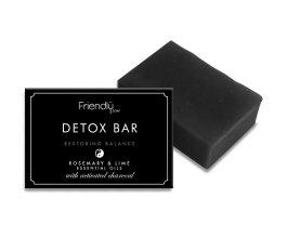 Friendly Soap přírodní mýdlo detoxikační rozmarýn a limeta