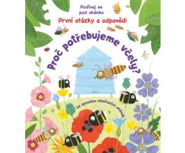 Proč potřebujeme včely - Podívej se pod okénko
