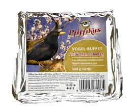 Ptačí koláče s bobulemi Pfiffikus - 1 kus
