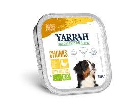 Kuřecí kousky ve šťávě - Yarrah BIO 150 g