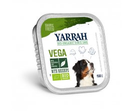Vegetariánské kousky se zeleninou - Yarrah BIO 150 g