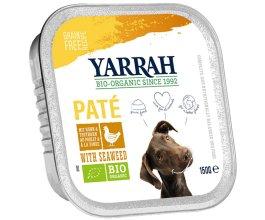 Paté kuřecí s mořskou řasou - Yarrah BIO 150 g