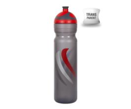 Zdravá lahev Bike 1 l - červená