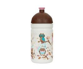 Zdravá lahev 0,5 l - Sovičky