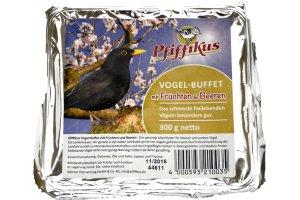 Ptačí koláče s bobulemi Pfiffikus 10+1 ks zdarma