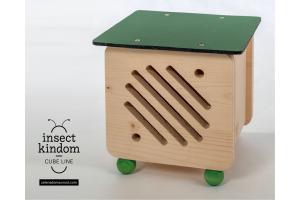 Cube line – domek pro berušky a zlatoočka