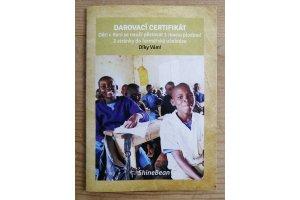 Darovací certifikát - kapitola ekofarmářské učebnice