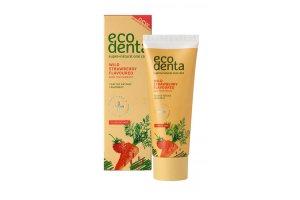Zubní pasta pro děti - Lesní jahoda Ecodenta 75 ml