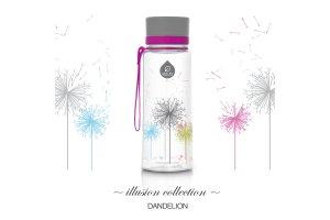 Equa - plastová lahev Dandelion 600ml