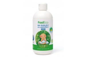 Feel Eco Prostředek na mytí dudlíků a lahviček 500 ml