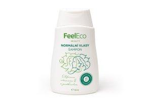 Feel eco - vlasový šampon na normální vlasy 300ml