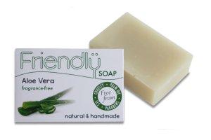 Friendly Soap přírodní mýdlo Aloe vera