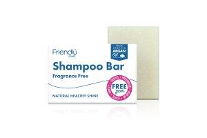 Friendly Soap přírodní mýdlo na vlasy bez vůně