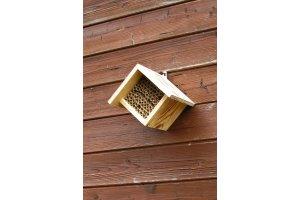 Domek pro včelky samotářky - kosočtverec