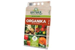 Hnojivo Organika pro celou zahradu Natura 8kg