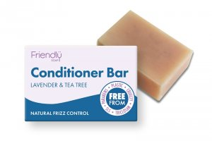 Friendly Soap přírodní kondicionér na vlasy levandule a tea tree