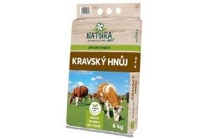 Kravský hnůj Natura 6kg