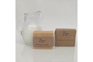 Mýdlo s ovčím mlékem - Mýdlárna Šafrán 90g