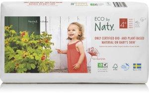 Plenky Naty Maxi+ 9-20 kg (42 ks)