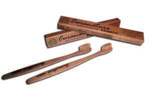 Zubní kartáček Curanatura - Bambus