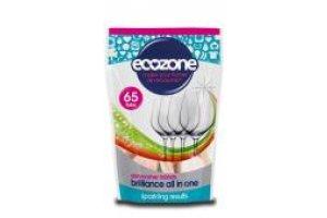 Ecozone Tablety do myčky vše v 1 - 65 ks