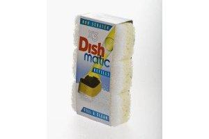 Dishmatic - náhradní houbičky soft 3 ks