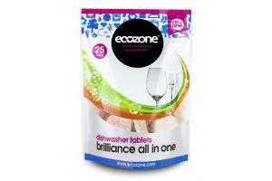 Ecozone Tablety do myčky vše v 1 - 25 ks