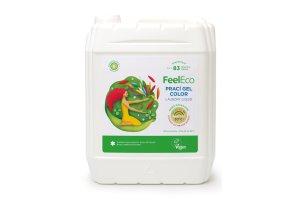Feel Eco prací gel na barevné prádlo 5 l